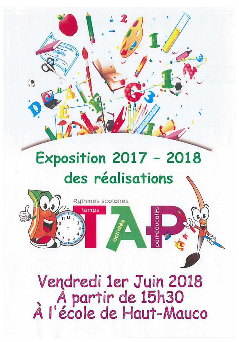 Exposition TAP
